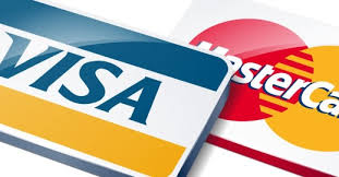 We take Visa, Master Card, and also PayPal as payment options. Fees apply unless you pay with cash or check.  We appreciate your business!